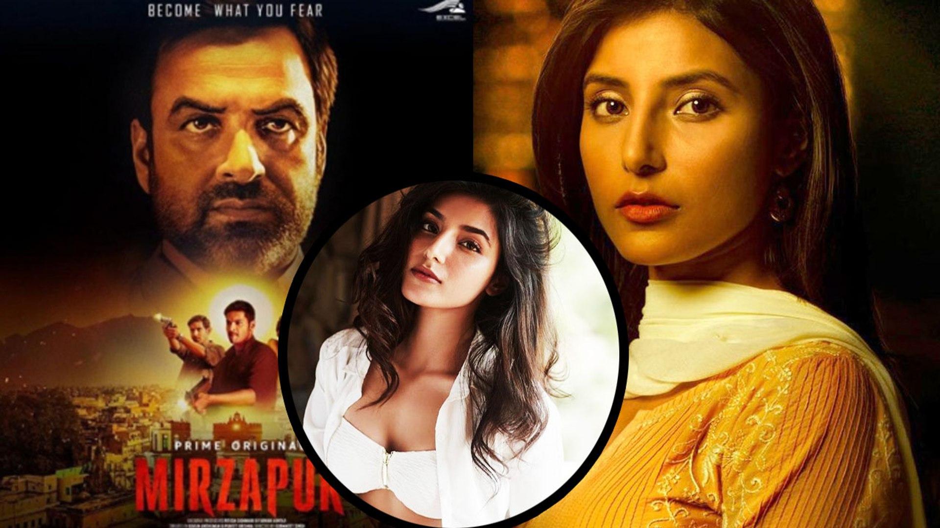 Mirzapur: Know who is Mirzapur's Dimpy Pandit aka Harshita Gaur | Amazon  Prime | FilmiBeat - video dailymotion