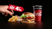 Buzzman pour Burker King France - « King Deal » - Novembre 2018