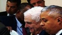 Expresidente panameño Martinelli, a juicio acusado de espionaje