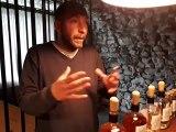 Whisky français: Frédéric Revol explique la démarche du Domaine des Hautes-Glaces, en Isère
