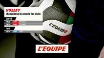 1/2 finales et finale, bande-annonce - VOLLEY - CHAMPIONNAT DU MONDE DES CLUBS MASCULIN