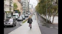 Rennes inaugure son réseau express vélo