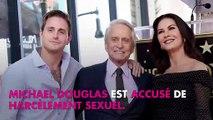 Michael Douglas accusé de harcèlement sexuel : Catherine Zeta-Jones réagit