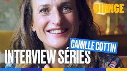 Camille Cottin nous parle de ses séries préférées