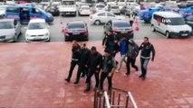 Göçmen kaçakçılığı yapan 4 organizatör tutuklandı