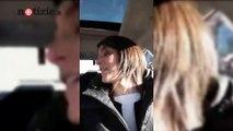 Chiara Appendino prova l'auto con la guida autonoma ma passa col rosso | Notizie.it