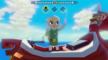[Let's Play] The Legend of Zelda: The Wind Waker HD - Partie 8 - Vent, voile et forêt