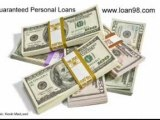 Personal Loans, Payday Loans
