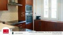 TAMARIS Plage Sablettes.  T4. 74 m2. Etat impeccable