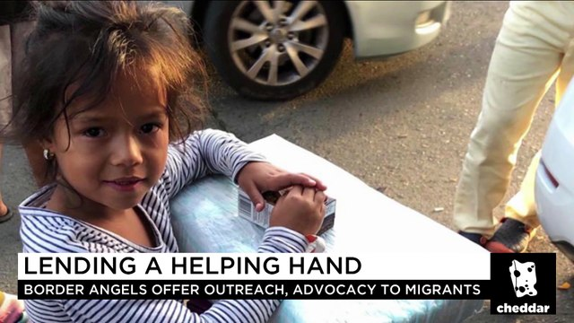 Amid Uncertainty for Migrants, Border Angels Provide Assistance