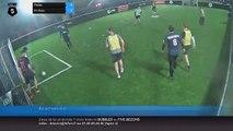 But de Florent (0-2) - Thales Vs FC Dudu - 26/11/18 20:00 - Bezons (LeFive) Soccer Park