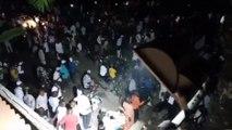 PLEIN A CRAQUER : L'ARRIVEE DE FELIX TSHISEKEDI ET VITAL KAMERHE AU SIEGE DE L'UDPS  LA NUIT