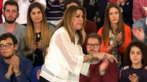 """Susana Díaz: """"Los andaluces están dispuestos a levantarse para que nadie cuestione su autogobierno"""""""