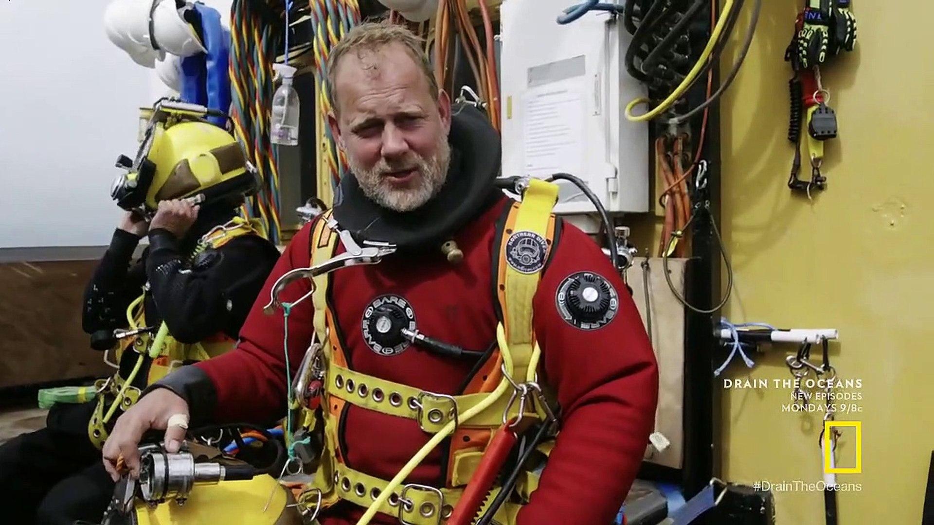 [Documentary] Drain the Oceans Series 1 Sunken Treasures