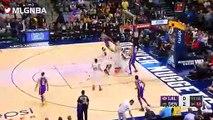 Los Angeles Lakers vs Denver Nuggets 1st Qtr Highlights   11272018, NBA Season