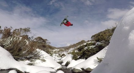 Last Powder Runs Of The Oz Winter | Perisher Pow! | Boardworld