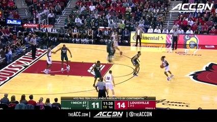 Michigan State vs. Louisville Basketball Highlights (2018-19)