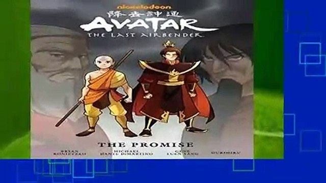 [P.D.F] Avatar: The Last Airbender - The Promise Library Edition (Avatar: The Last Airbender (Dark