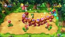Mario Party 9 Boss Rush - Shy GUy vs Peach vs Luigi vs Yoshi Gameplay