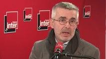 """Yves Veyrier et l'affaire des fichiers à FO : """"ça ne pouvait pas passer à FO et ça a été très vite réglé"""""""