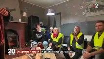Gilets jaunes : Le 20h de France 2 s'est invité chez des gilets jaunes après le discours d'Emmanuel Macron