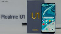 Realme U1 unboxing and first impression: The first selfie centric phone from Realme