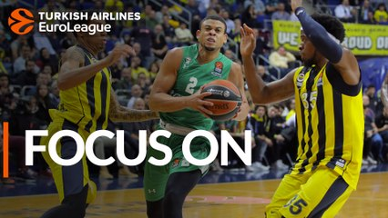 Focus on: Ray McCallum, Darussafaka Istanbul