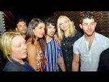 Priyanka Chopra & Nick Jonas PARTY With Joe Jonas, Sophie Turner In Mumbai