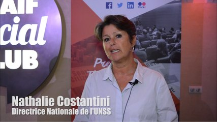 Interview de Nathalie Costantini