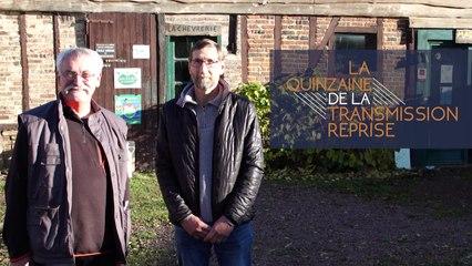 QuinzaineTR // La reprise de Joël L'Hermite et de Marcel Poisson