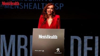 Cristina Castaño, el discurso más gracioso de la gala con Saúl Craviotto