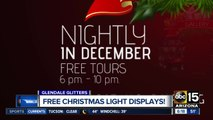 Free places to see holiday lights