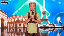 La France a un incroyable talent : une petite fille Russe ne convainc pas tous les jurés (vidéo)