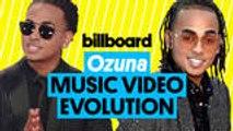 Ozuna Music Video Evolution   Billboard