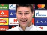 Mauricio Pochettino Full Pre-Match Press Conference - Tottenham v Inter Milan - Champions League