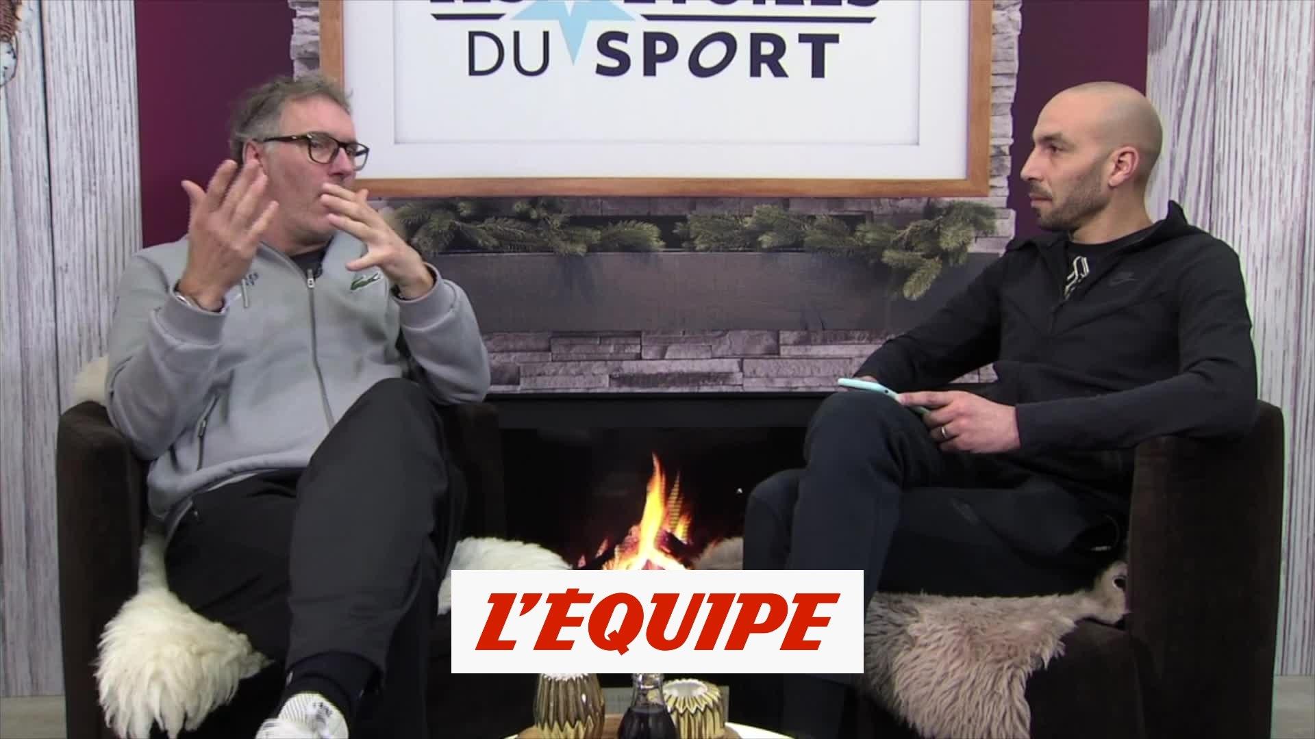 Blanc «La vie d'entraîneur me manque» - Foot - Etoiles du sport