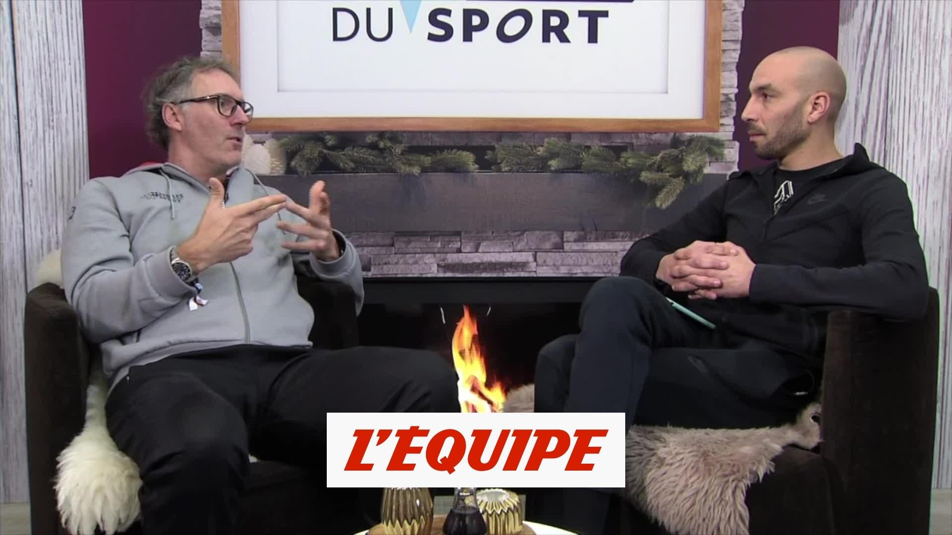 Blanc «Le métier d'entraîneur a beaucoup changé» - Foot - Etoiles du sport