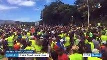 La Réunion : Annick Girardin tente de dénouer la crise