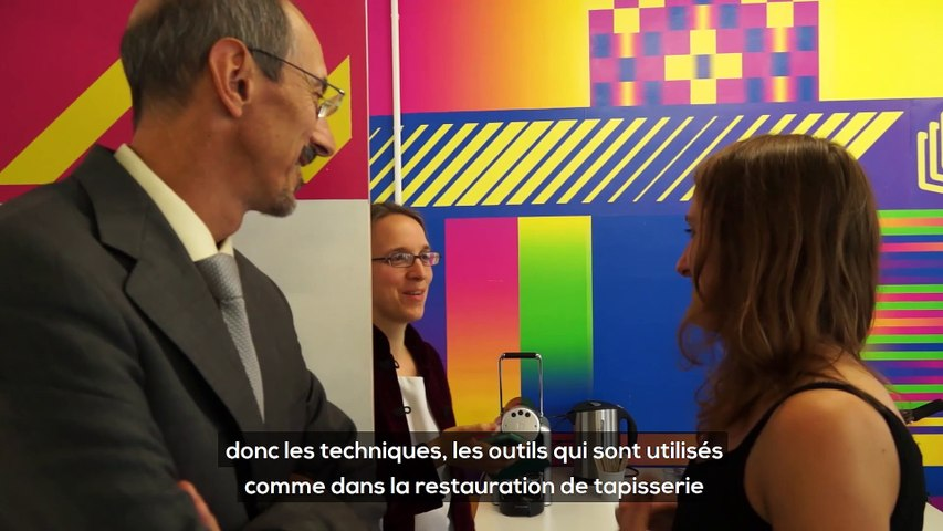 [10mois après] Gobelins par Laurie Chapotte, Ned Baldessin et Hélène Cavalié