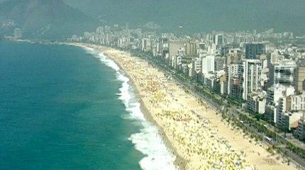 Ricardo Silveira - Cartão Postal - Ipanema E Copacabana