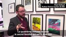 Bande dessinée: rétrospective de Riad Sattouf à Paris