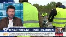 """Le comédien Philippe Lellouche s'engage avec les gilets jaunes. """"Si on ne se préoccupait que de ce par quoi on est concerné, on ne ferait pas grand chose"""""""