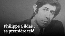 La première télé de Philippe Gildas à l'ORTF