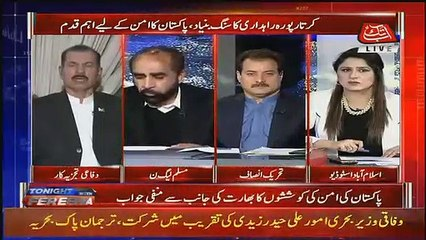 Why the whole credit of kartarpur opening goes to Imran khan- Shahid Latif response