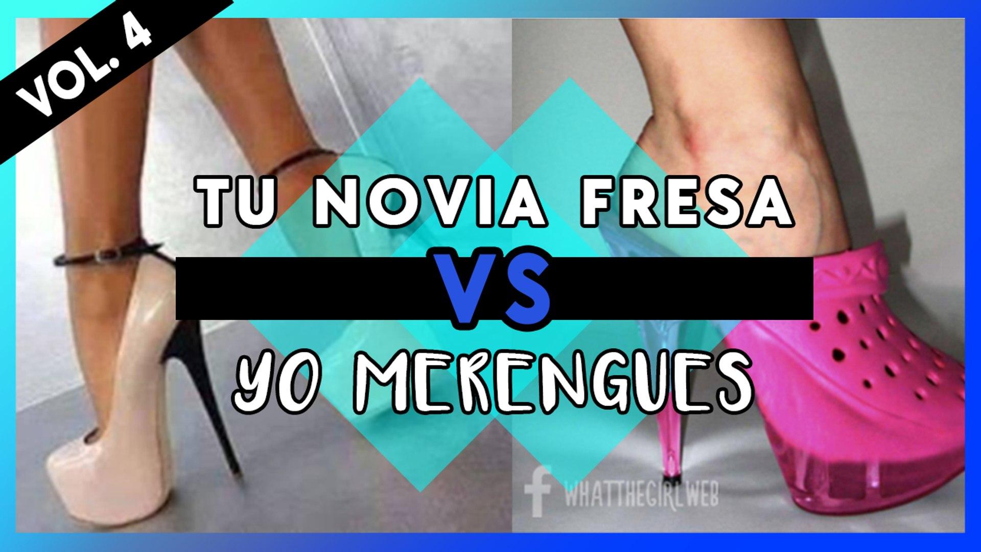 Tu novia fresa VS Yo merengues V3 - Vídeo Dailymotion