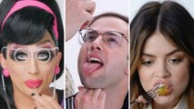 The Try Guys, Bianca Del Rio & More Try 9 Things They've Never Done Before
