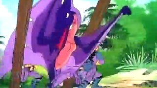 Dino-Riders - 04 - La batalla Aerea