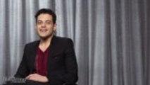 Rami Malek on His Yearlong Preparation for 'Bohemian Rhapsody' | THR News