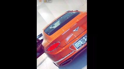 زوج نهى نبيل يشتري لها سيارة فخمة