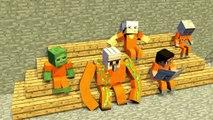 Minecraft Animation  Villager Life   Steve Life   Witch Life (Animation Life)